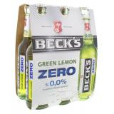 Beck's Green Lemon Zero