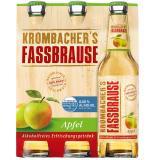 Krombacher's Fassbrause Apfel