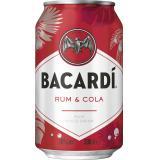 Bacardi Superior & Cola