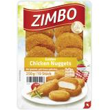 Zimbo Snack Golden Chicken Nuggets