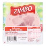 Zimbo Delikatess Bierschinken