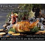 Frische deutsche Gans vom Geflügelhof Meyer - Lieferung nur am 23.12.2016