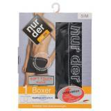 nur der Boxer Soft-Touch-Bund classic Gr. 5 M schwarz