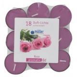 M�ller-Kerzen Duft-Lichte aromaticArt Rose