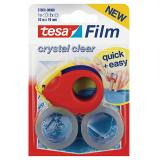 Tesa Film Crystal clear quick + easy