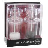 Cole & Mason Pfeffer- und Salzm�hle 140mm Geschenkset
