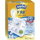 Swirl Staubfilterbeutel Y98 MicroPor