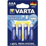Varta High Energy Alkaline AAA Micro 1,5V