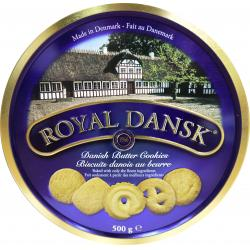 Royal Dansk Danish Butter Cookies (500 g)