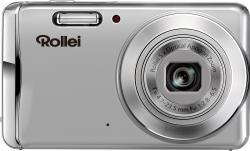 Rollei Powerflex 455 digitale Kompaktkamera silber
