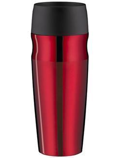 alfi isoMug Isoliertrinkbecher, 0,35 l, rot  - 4002458460357