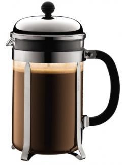bodum Chambord Kaffeebereiter 12 Tassen 1,5 l gl�nzend  - 0727015100012