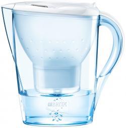 Brita Marella XL Tischwasserfilter weiß + 1 Kartusche  - 4006387002718