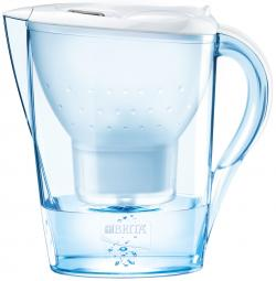 Brita Marella Cool Tischwasserfilter weiß + 1 Kartusche  - 4006387002657