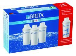 Brita Classic Filterkartuschen 3+1 Pack weiß  - 4006387020545