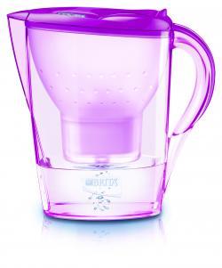 Brita Marella Cool Tischwasserfilter Tulip + 1 Kartusche  - 4006387047443