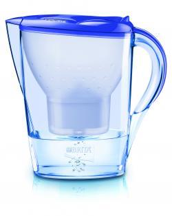 Brita Marella Cool Tischwasserfilter Lavender + 1 Kartusche  - 4006387039530