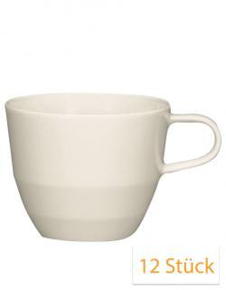 Schönwald Allure Kaffeetasse 0,19 L weiß (12 St.)  - 4018082527212