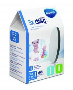 Brita fill&serve Mind Micro Disc f�r Wasserfilter-Karaffe  - 4006387051761