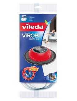 vileda ViRobi Einweg-Ersatzt�cher 136133  - 4023103156531