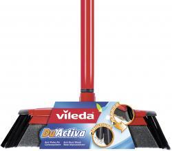 vileda Du-Activa mit Teleskopstiel 142673  - 4023103095755