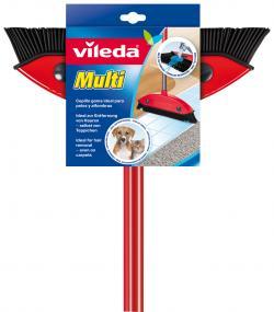 vileda Multi Besen mit Teleskopstiel  - 4023103071216