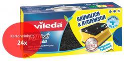 vileda Glitzi 3er mit Antibac (24x 3er Set)  - 4003790036446