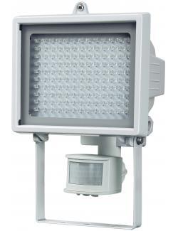 brennenstuhl L130 PIR LED Leuchte mit Bewegungsmelder, weiß