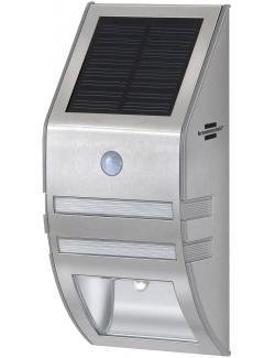 Brennenstuhl Solar LED-Wandleuchte SOL WL 02007 Bewegungsmelder