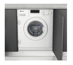 Bauknecht WAI 2642 Einbauwaschmaschine weiß