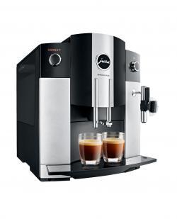 Jura Impressa C65 Kaffeevollautomat Platin