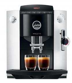Jura Impressa F55 Platin Kaffeevollautomat