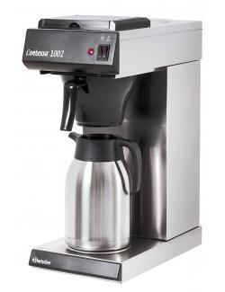 Bartscher Kaffeemaschine Contessa 1002 mit Isolierkanne 2 Liter  - 4015613412023