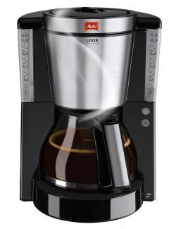 Melitta 1011-06 Look IV DeLuxe Kaffeemaschine schwarz  - 4006508209804