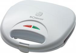 Bomann Sandwich-Toaster ST 5016 CB wei�  - 4004470501605