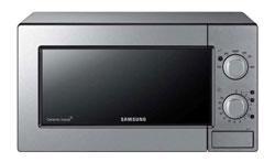 Samsung ME71M Mikrowelle - Edelstahl