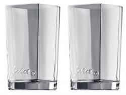 Jura Latte-Macchiato-Gläser 2er klein