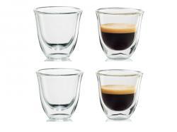 Delonghi Thermogläser Espresso 4er