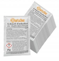 Bartscher Schnell-Entkalker f�r Kaffeemaschinen 30 St�ck  (450 g) - 4015613541716