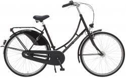 Rheinfels Holland Nostalgie Damen Eco Fahrrad schwarz 50 cm