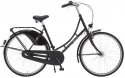Rheinfels Holland Nostalgie Damen Eco Fahrrad, schwarz, 55 cm