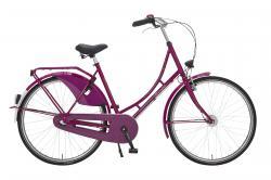 Rheinfels Holland Nostalgie Damen Eco Fahrrad, violett, 55 cm