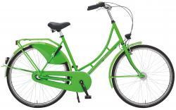 Rheinfels Holland Nostalgie Damen Eco Fahrrad, grasgrün, 50 cm