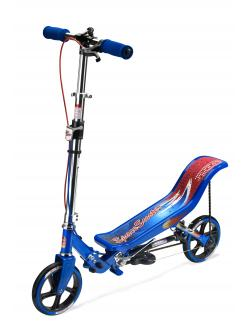 Space Scooter X 580 Blau  - 6951446860069