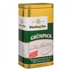 Bünting Grünpack in der Vorratsdose  (500 g) - 4008837201085