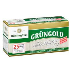 B�nting Gr�ngold  (25 x 1,75 g) - 4008837210018