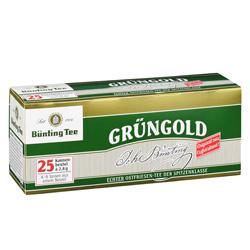 B�nting Gr�ngold  (25 x 2,80 g) - 4008837210032