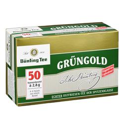 B�nting Gr�ngold  (50 x 2,80 g) - 4008837210063