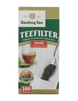Bünting Teefilter Small  - 4008837290096