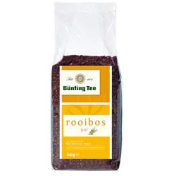 Bünting Rooibos Pur  (200 g) - 4008837226606